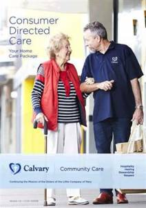 Consumer Directed Care and Home Care Package brochure