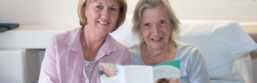Information pamphlet for patients recovery