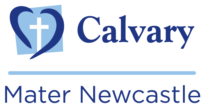 Calvary Mater Newcastle Research Logo