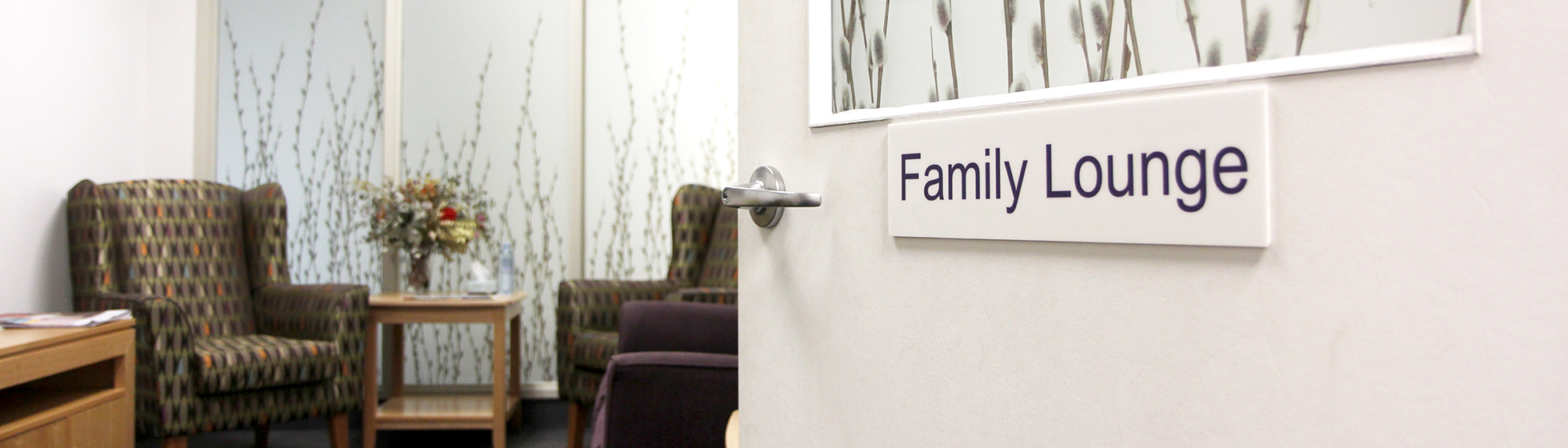 family lounge at north adelaide hospital
