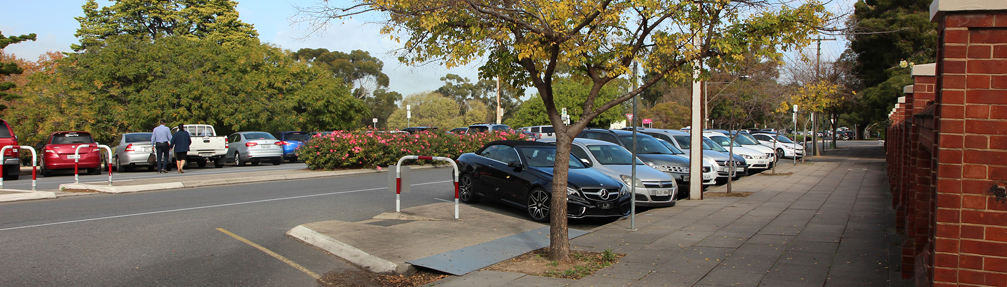 Car park at north adelaide hospital