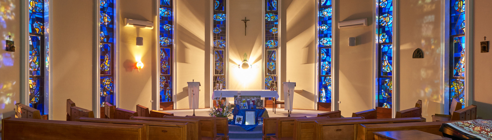 Catholic and multi-faith chapel