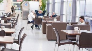 Cafe at Calvary mater public hospital