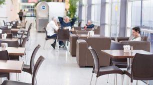 Cafe at Calvary mater public hospital