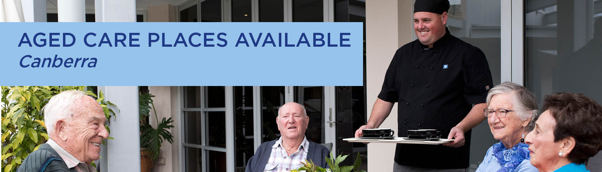 Canberra aged care places available