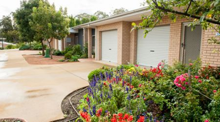 Independent living for over 55s in Haydon Canberra