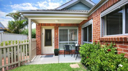 Independent living for over 55s in Cooks Hill