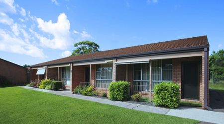 Independent living for over 55s in Tanilba Bay