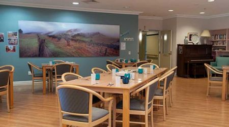 Calvary Cessnock Retirement Community dining room
