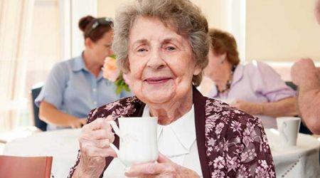 Calvary Cessnock Retirement Community resident