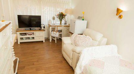 Calvary Cooinda Retirement Community  Bedroom