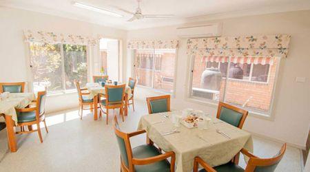 Calvary Cooinda Retirement Community  Dining