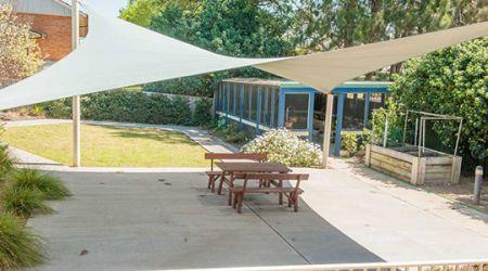 Calvary Cooinda Retirement Community  Garden