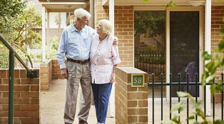 Calvary Dalton Gardens Couple