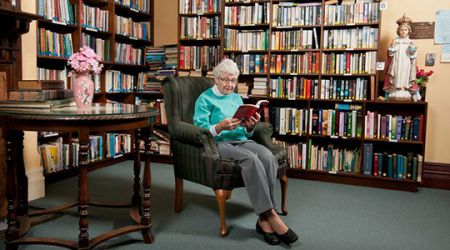 Calvary Ryde Retirement Community Library