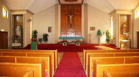 Calvary St  Joseph's Retirement Community Chapel