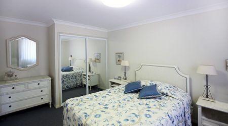 Calvary St Luke's - Bedroom