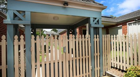Calvary St Luke's Secure Entry