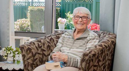 Calvary St Martin de Porres Retirement Community Resident