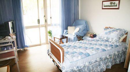 Calvary Tanilba Shores Retirement Community Bedroom