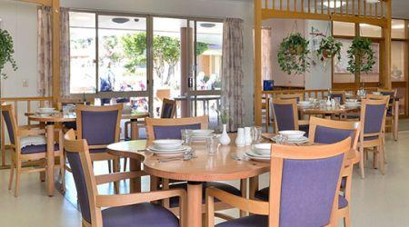 Calvary Tanilba Shores Retirement Community Dining