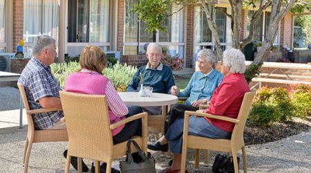 Calvary Tanilba Shores Retirement Community Family