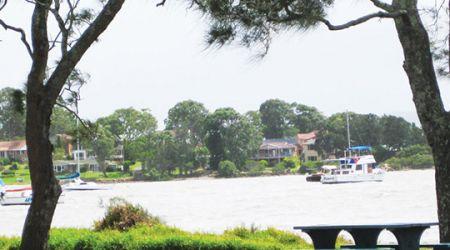 Calvary Tanilba Shores Retirement Community View