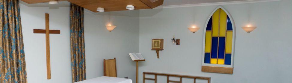 Multi-faith chapel