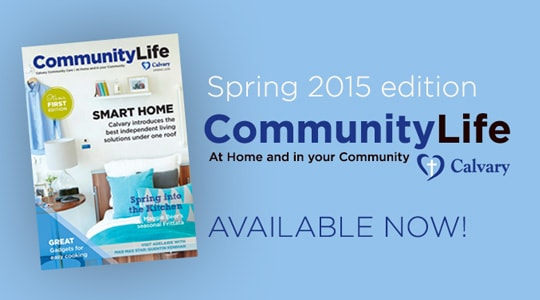 Read Community Life magazine