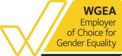 Employer of Choice for Gender Equality logo