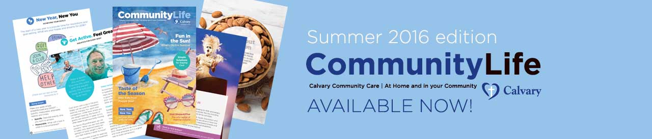 Community Life Magazine for Seniors - Summer