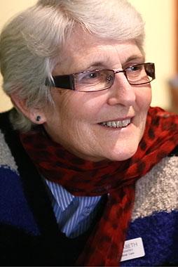 Calvary Pastoral Care Worker - Elizabeth Wheeler