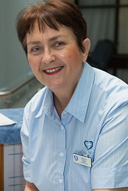 Helen Regan - Care Service Employee