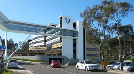 Visualisation of new Calvary Bruce Private Hospital