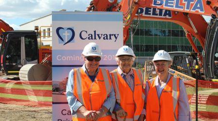 Calvary Sisters attending SOD