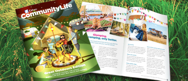 Community Life Magazine - Summer edition