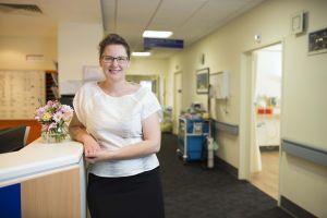 CEO Calvary Wakefield Hospital