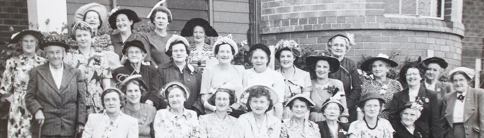 Historic photo of Calvary Mater Auxiliary