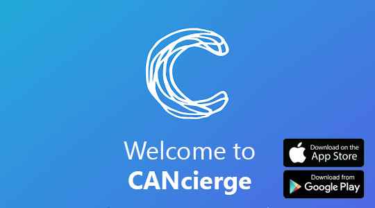 CANcierge cancer app